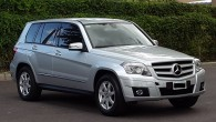 Mercedes Benz GLK 300 4Matic AT 2013