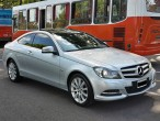 Mercedes Benz  C250 Coupe Sport B.efficiency At 2012