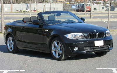 BMW 120i Cabrio Active AT 2012