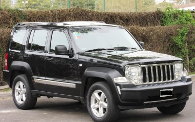 Jeep Cherokee Limited 3.7 V6 ATX 2009